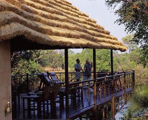 全球九大别具风格的树顶旅馆
