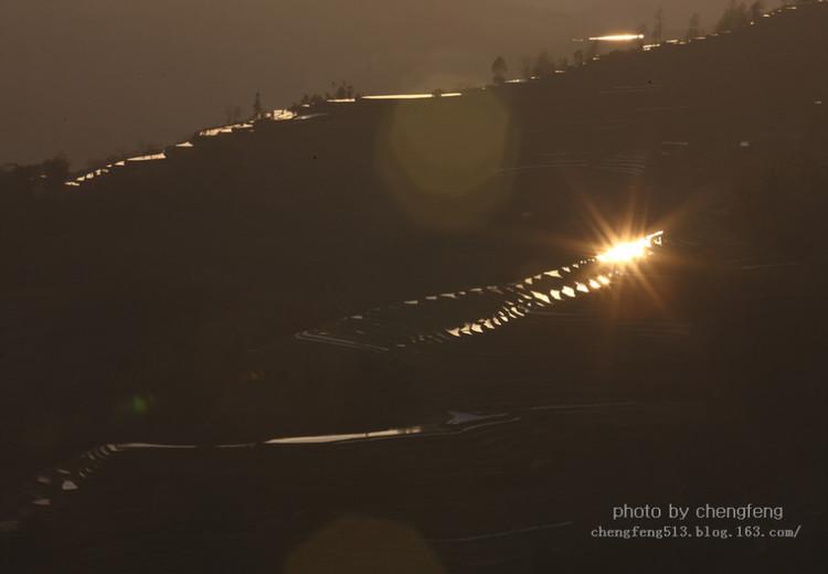 行摄云之南(二):秀美,云南哈尼族彩色梯田(16图) - 乘风 - 乘風的原创攝影图库
