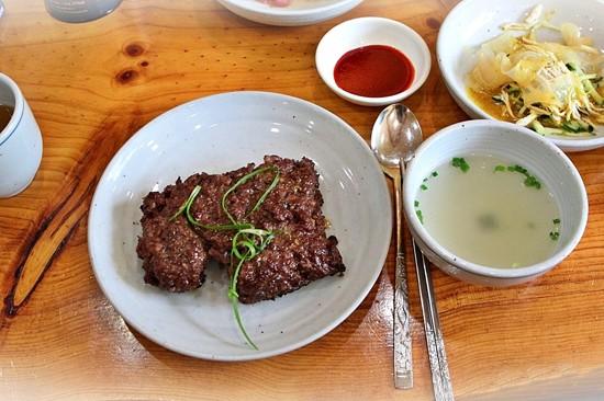 游览韩国东豆川逍遥山 风景宜人小吃更迷人