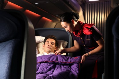 香港航空:将最好的带上云霄