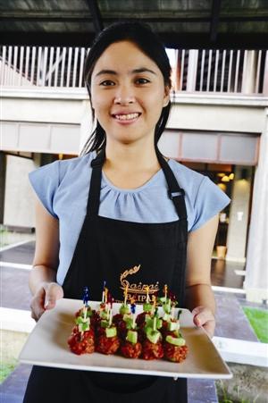 走街串巷尝泰国美食 绝对的美食天堂