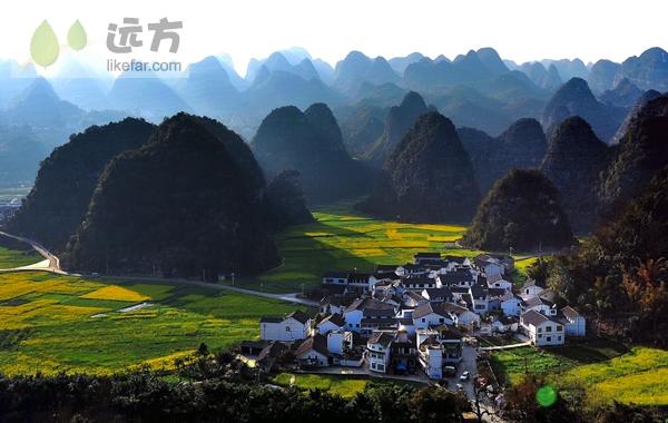2013年贵州兴义市万峰林自助游攻略