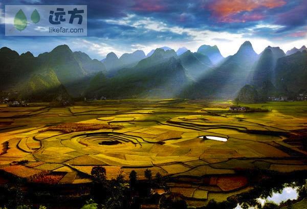 2013年贵州兴义市万峰林自助游攻略 - 旅游攻略