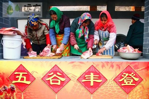 2013年京郊怀柔元宵节敛巧饭自助游攻略