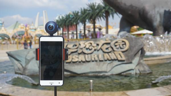 恐龙、全景、鬼吹灯? VPai360邀您体验全景中华恐龙园万圣季