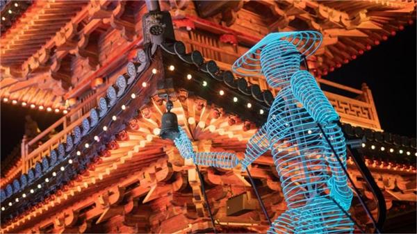 拈花湾|文化传承与特色体验交织的昼与夜